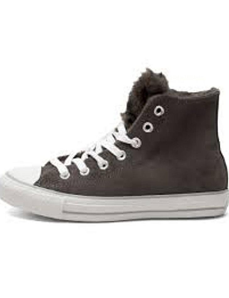 Dámske zateplené topánky Converse  610287c026b