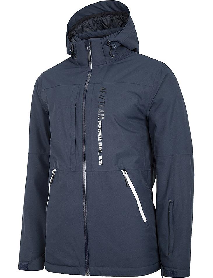 Pánska štýlová lyžiarska bunda 4F vel. XXL