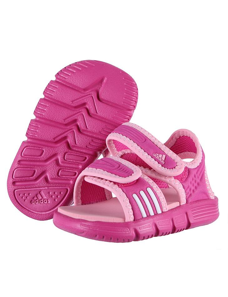 fe6273c3e382 Dievčenské sandále Adidas Akwah 7 I