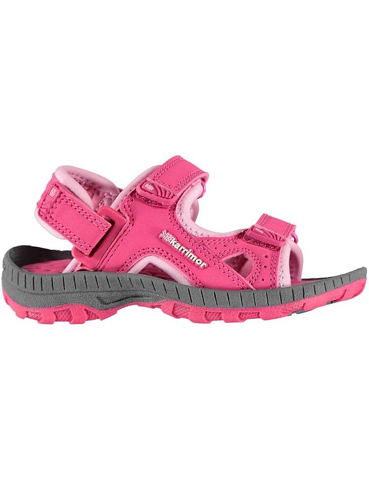 Detské turistické sandále Karrimor vel. 23.5