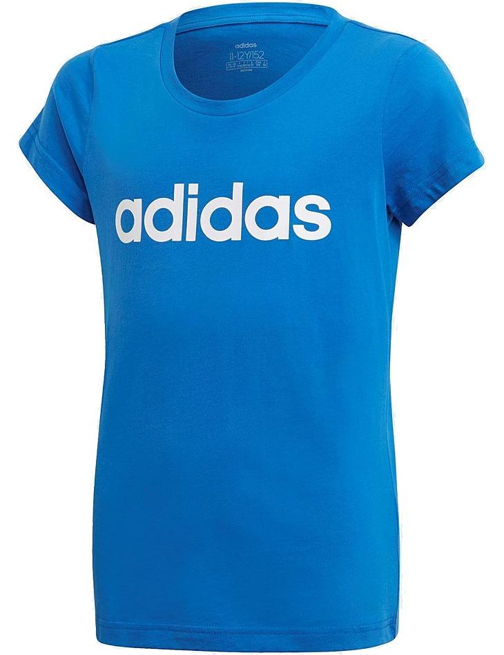 Dievčenské voĺnočasové tričko Adidas vel. M