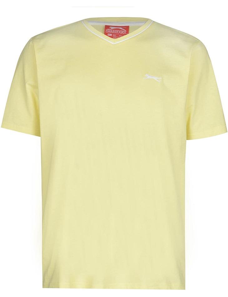 Pánske štýlové tričko Slazenger vel. L