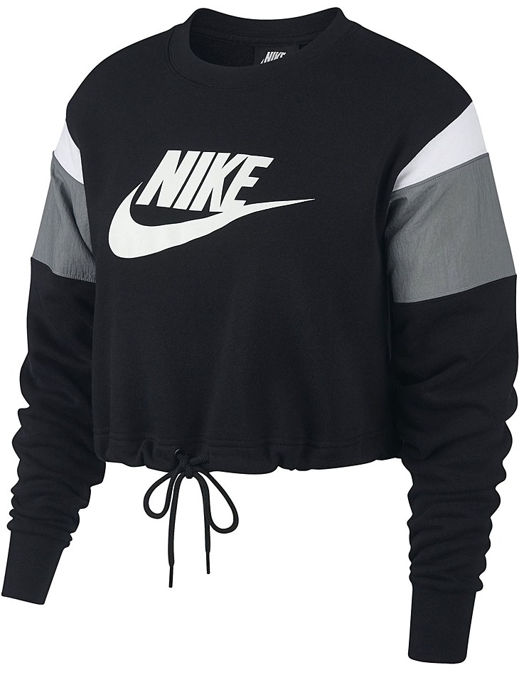 Dámska bavlnená mikina Nike vel. XL