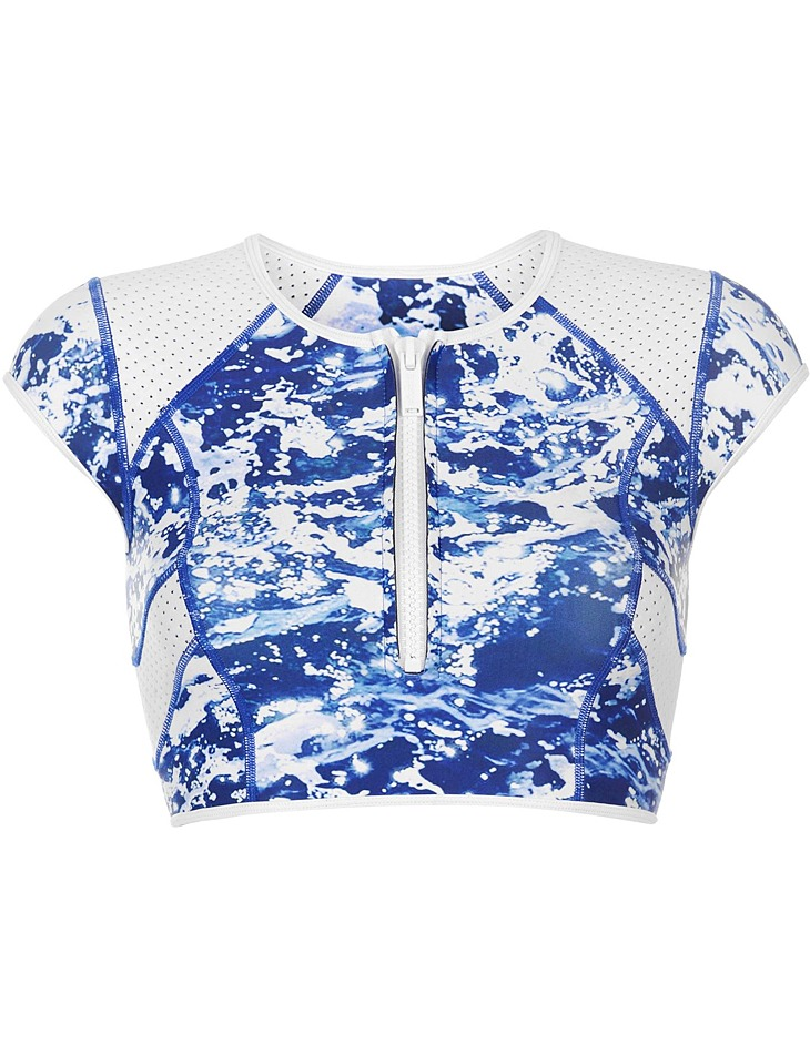 Dámske dvojdielne plavky Slazenger vel. 14