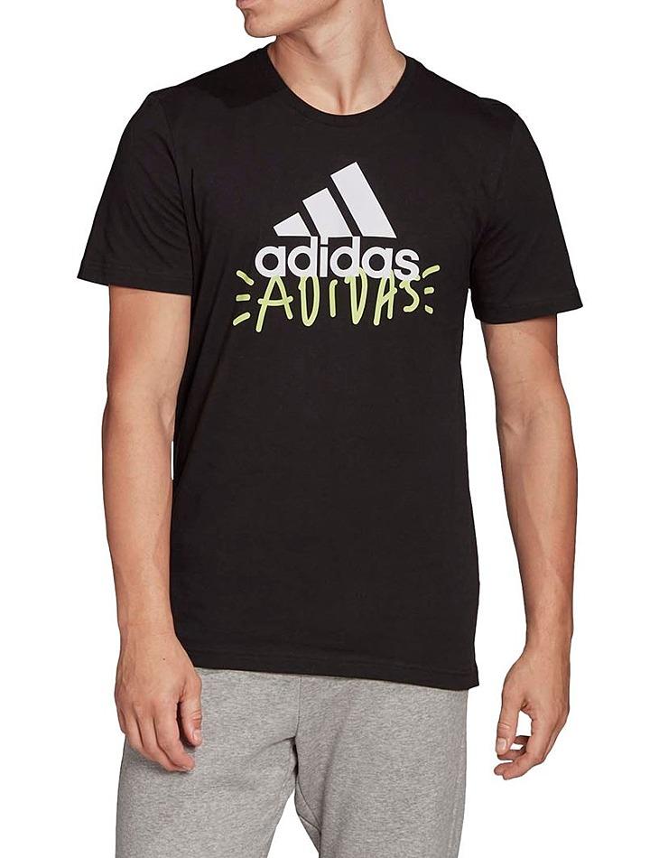 Pánske štýlové tričko Adidas vel. X L