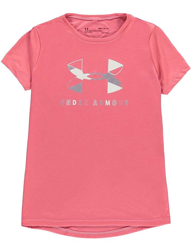 Dievčenské tričko Under Armour vel. M