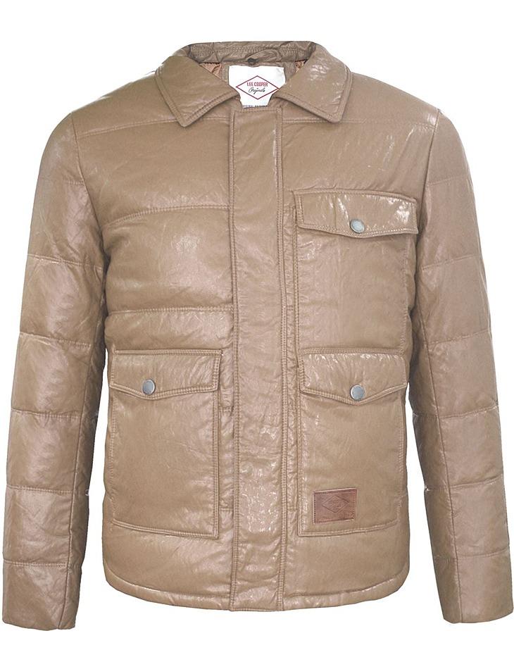Pánska zimná bunda Lee Cooper vel. M
