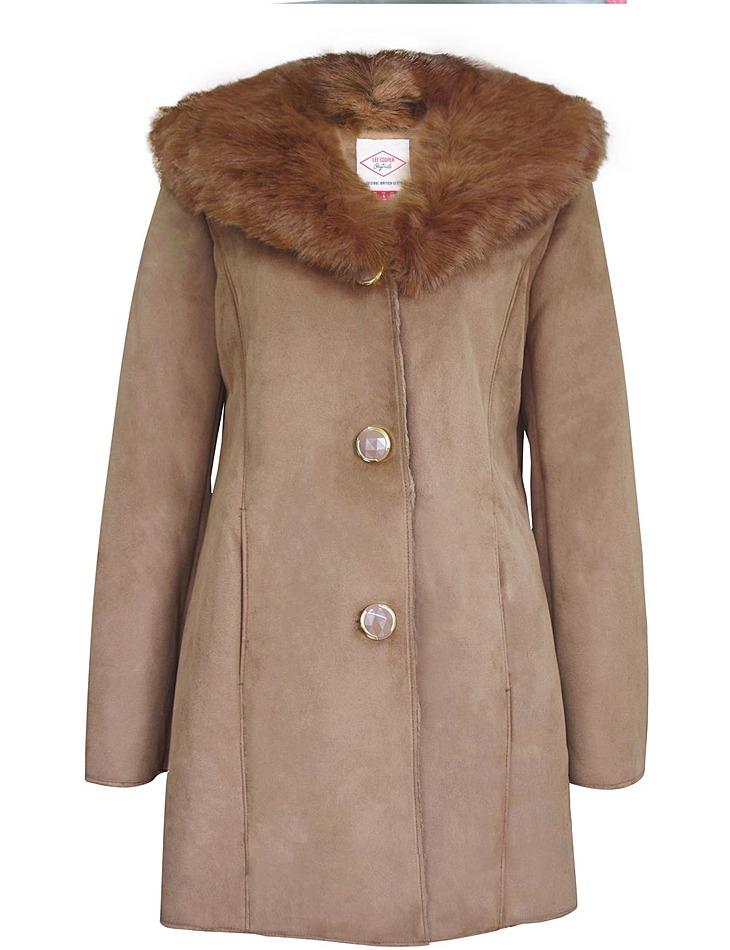 Dámsky kabát Lee Cooper vel. XL