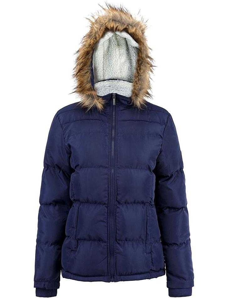 Dámska zimná bunda Lee Cooper vel. XL