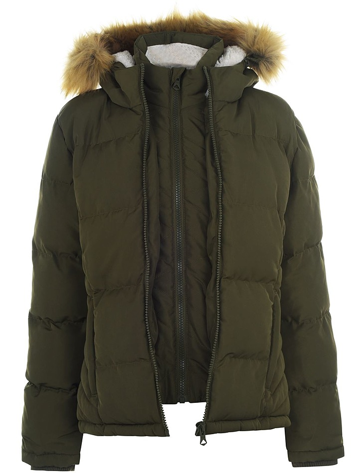 Dámska zimná bunda SoulCal vel. S