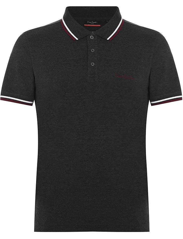 Pánske tričko s golierom Pierre Cardin vel. L