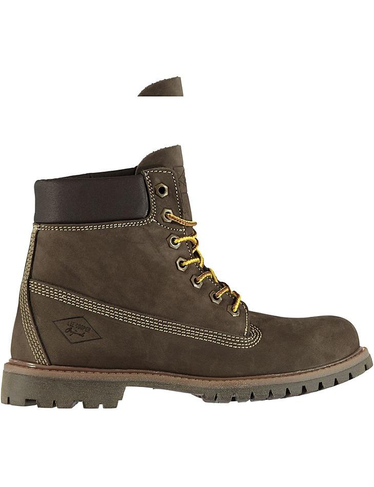 Pánska zimná obuv Lee Cooper vel. 39