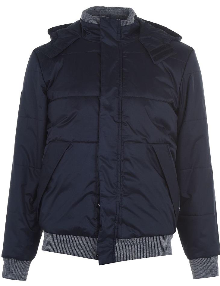 Pánska zimná bunda s kapucňou vel. M