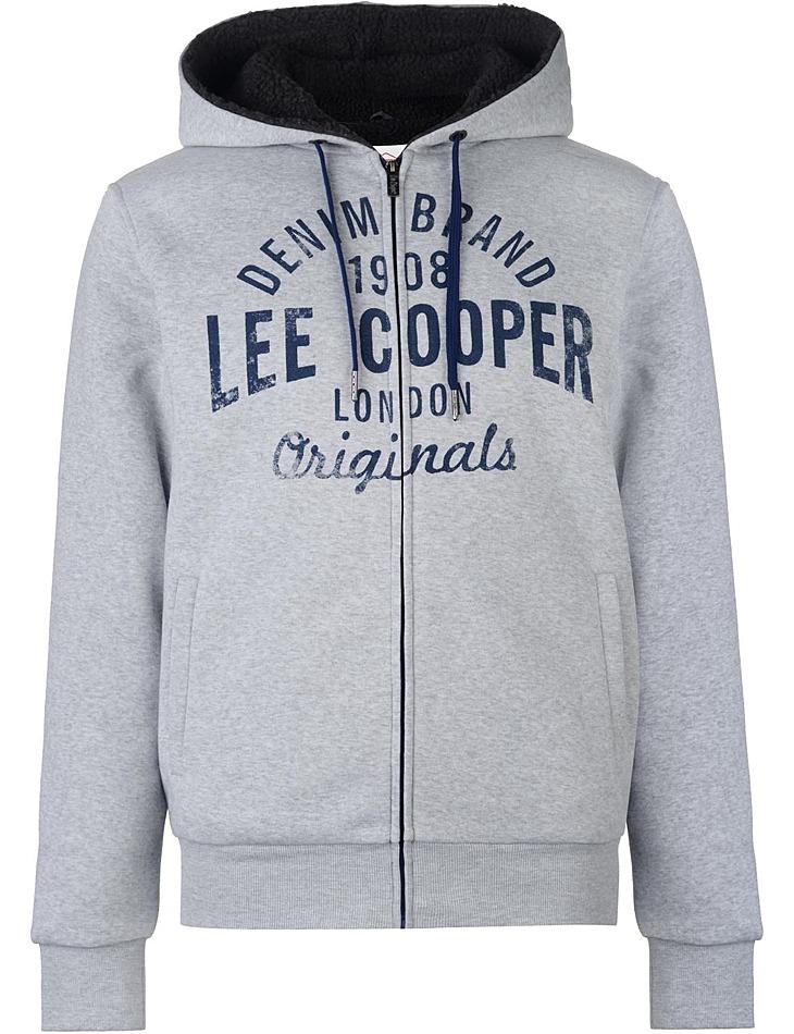 Pánska športová mikina LEE COOPER vel. M