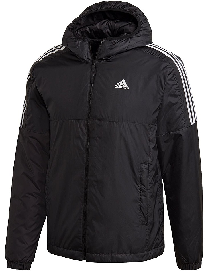 Pánska zimná bunda s kapucňou Adidas vel. XL