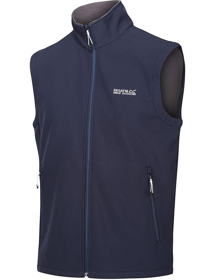 Pánska outdoorová vesta Regatta vel. XXL