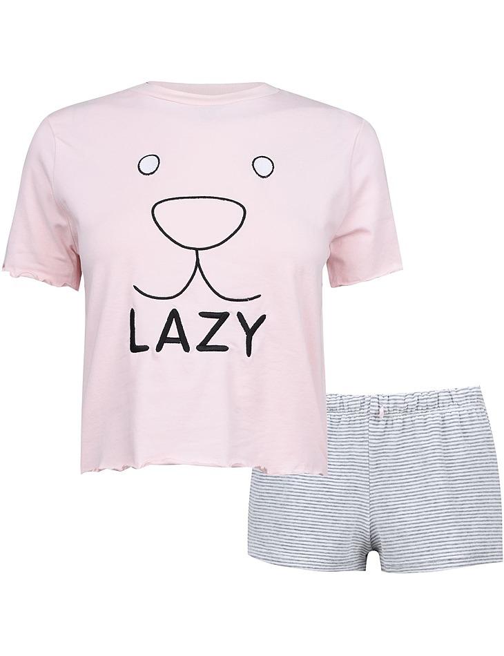 Dámske pyžamo Fabric vel. XL