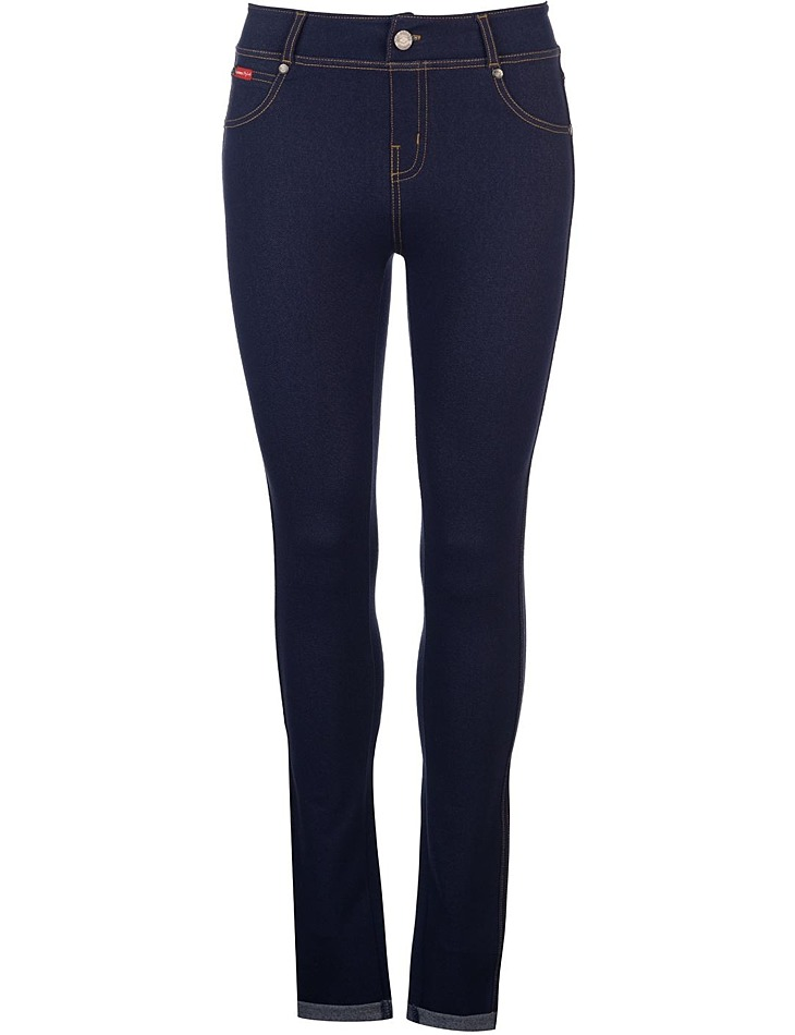 Dámske jeansové nohavice Lee Cooper vel. L
