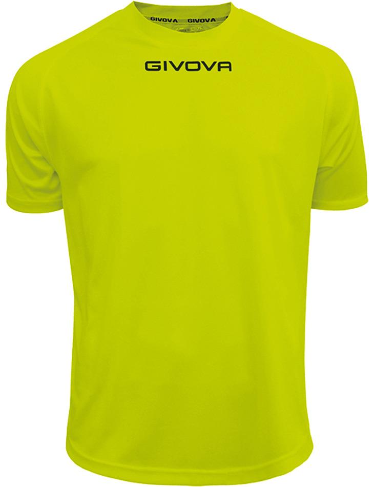 Pánske športové tričko GIVOVA vel. L