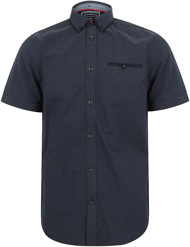 Pánska košeĺa s krátkym rukávom Tokyo Laundry vel. S