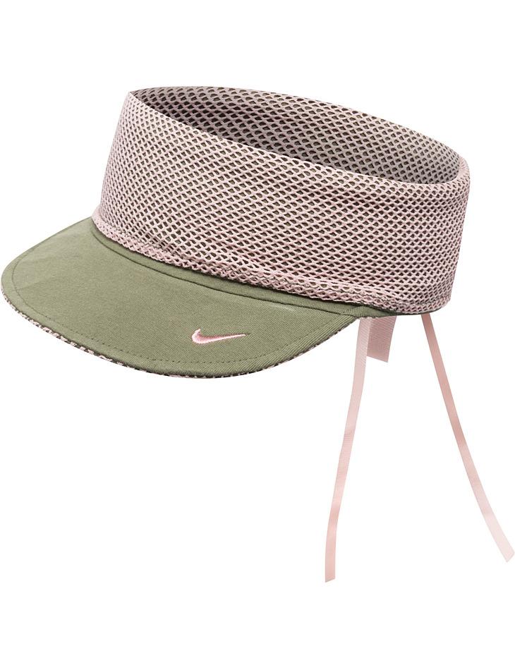 Dámska čelenka so šiltom Nike
