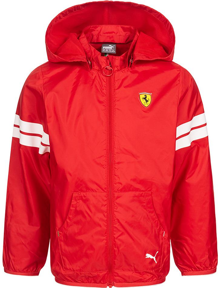 Detská bunda PUMA x Scuderia Ferrari vel. 104