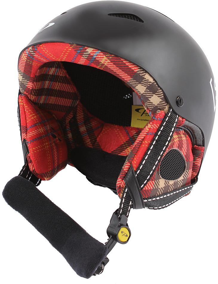 Lyžiarska helma CP (si-pi) 74002 vel. obvod hlavy 56 - 58 cm