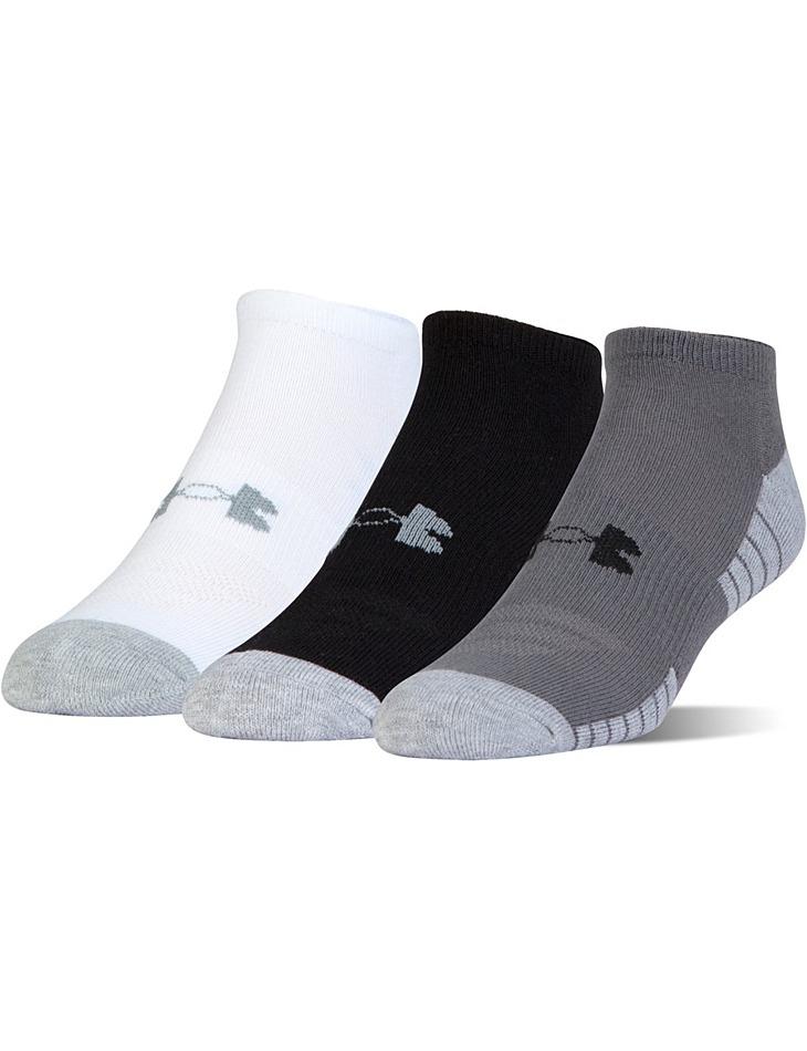 Pánske členkové ponožky Under Armour HeatGear Tech noshow 3Pk vel. M