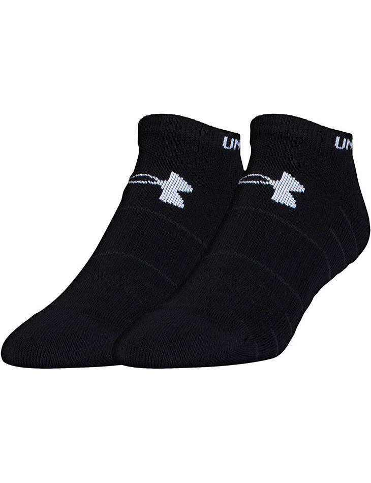 Pánske členkové ponožky Under Armour Golf Elev Perf No Show vel. M