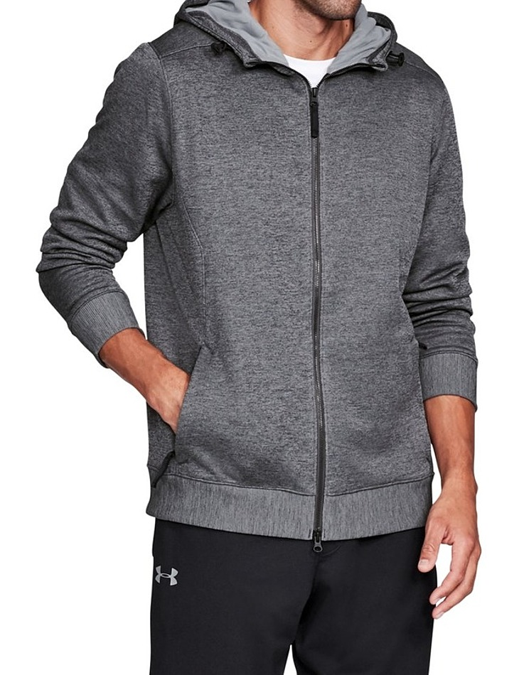 Pánska mikina Under Armour Sportstyle Sweater Fleece FZ vel. S
