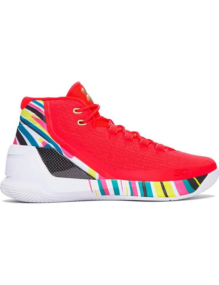 Pánska Basketballová obuv Under Armour Curry 3 vel. 44.5
