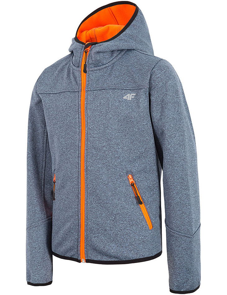 Chlapčenská bunda 4F vel. 128