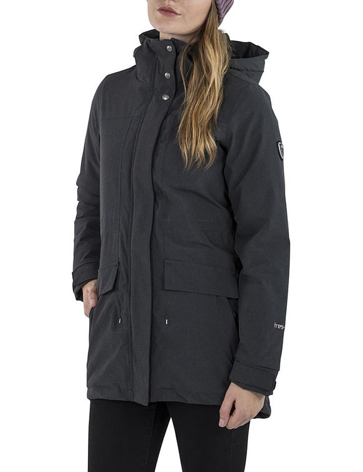 Dámska predĺžená zimná bunda Trespass vel. XS
