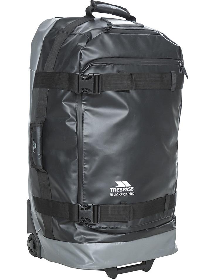 Športová taška na kolieskach Trespass vel. OSFA