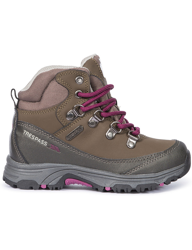 Detská outdoorová obuv Trespass vel. 34
