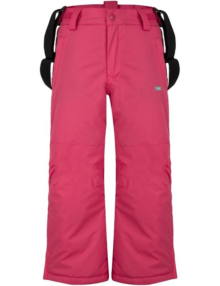 Detské lyžiarske nohavice Loap vel. 7 - 8 rokov, 122 - 128 cm