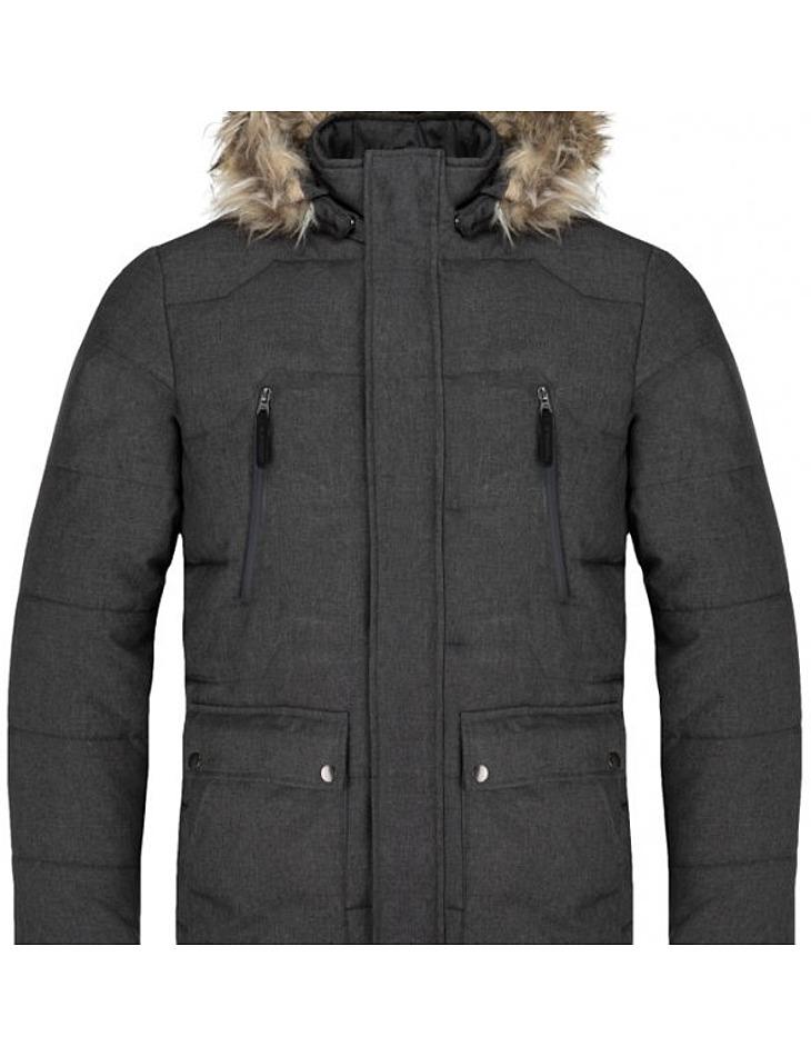 Pánska štýlová zimná bunda Loap vel. L