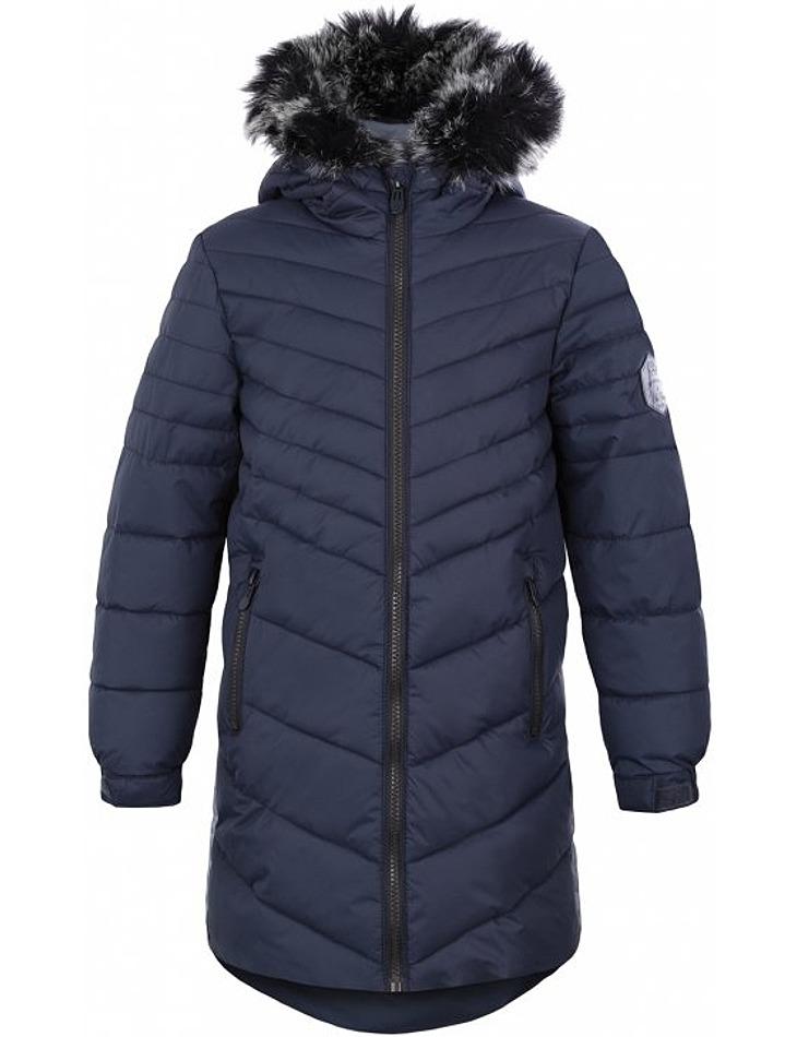 Detská zimná bunda Loap vel. 7 - 8 rokov, 122 - 128 cm