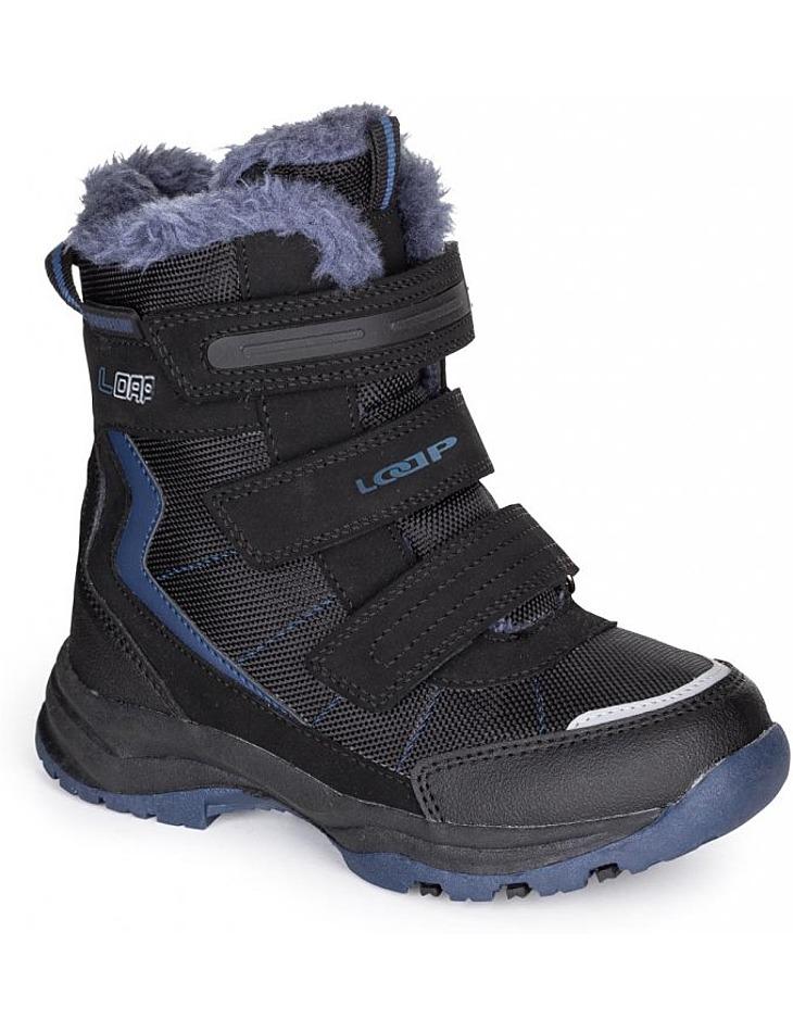 Detská zimná obuv Loap vel. 35