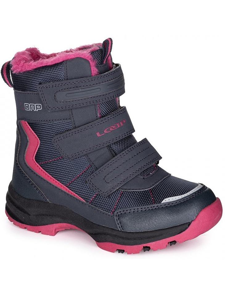 Detská zimná obuv Loap vel. 30