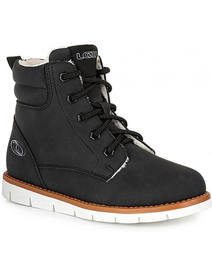 Detské zimné topánky Loap vel. 36