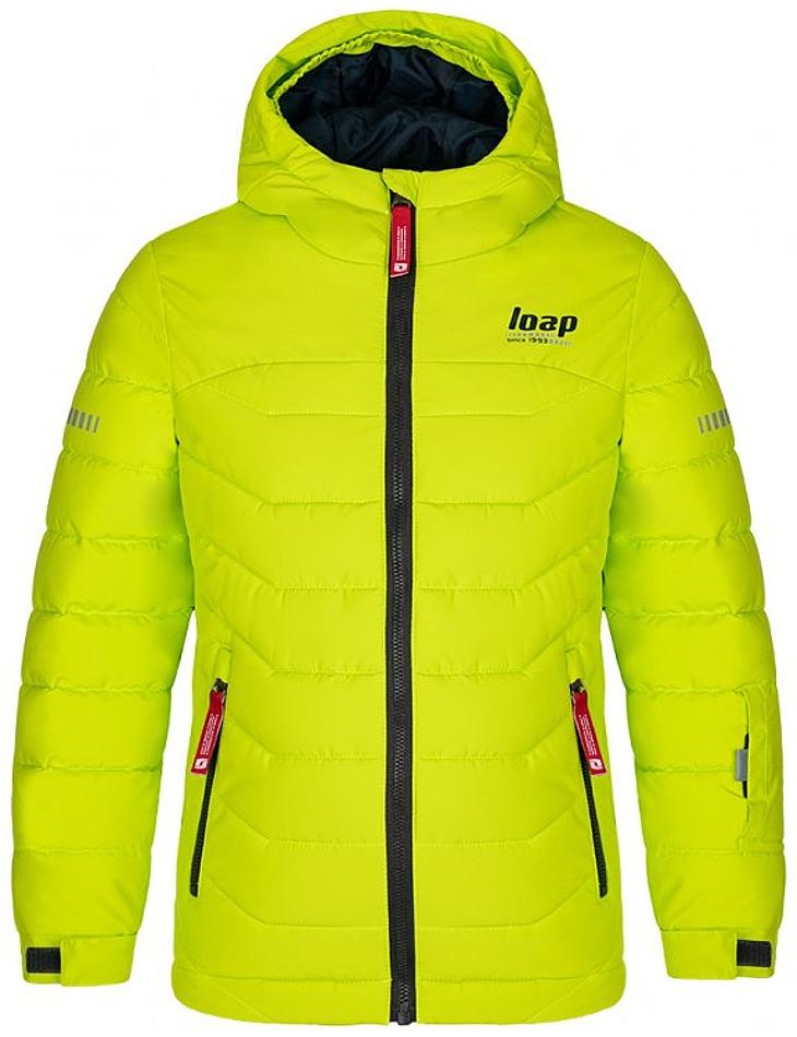 Detská lyžiarska bunda Loap vel. 122/128
