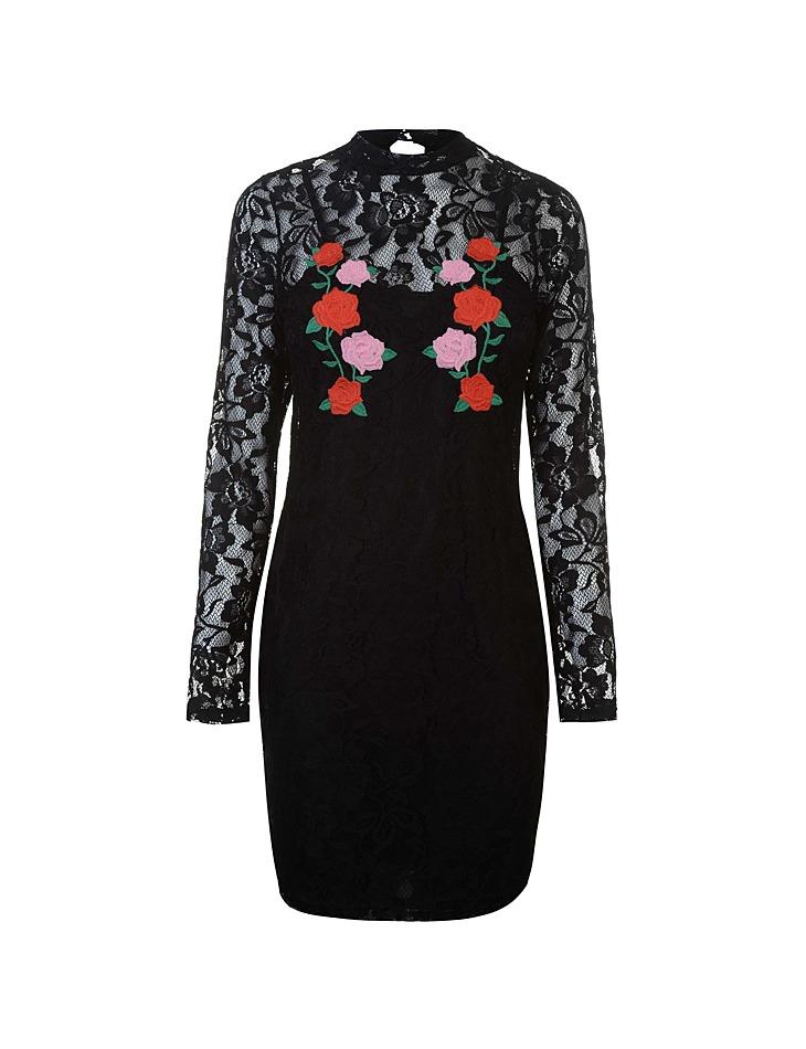 268a7293cca2 Dámske elegantné šaty Glamorous