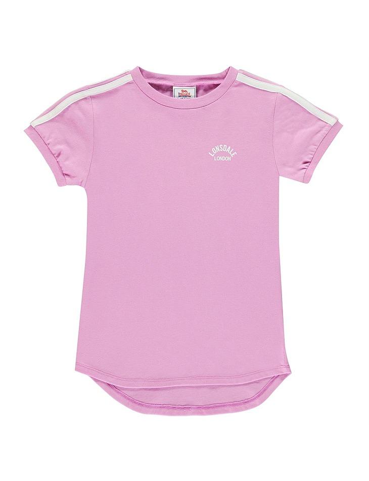 9fee47e194f9 Dievčenské tričko Lonsdale