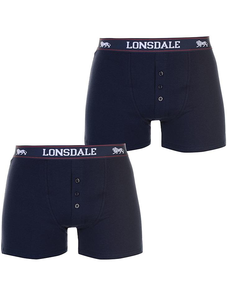 Pánske boxerky Lonsdale vel. XXL
