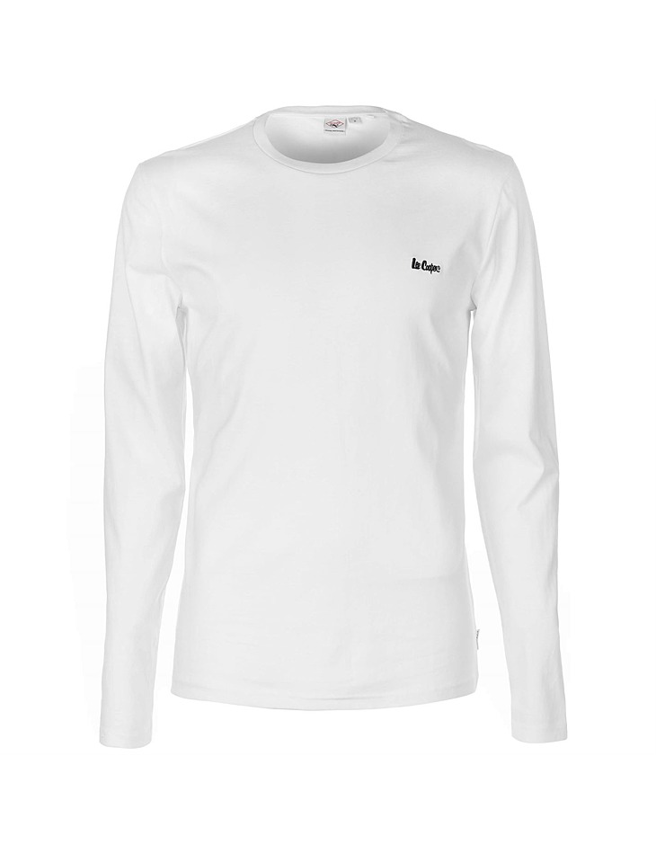 43fea33c96ab Pánske voĺnočasové tričko s dlhým rukávom Lee Cooper