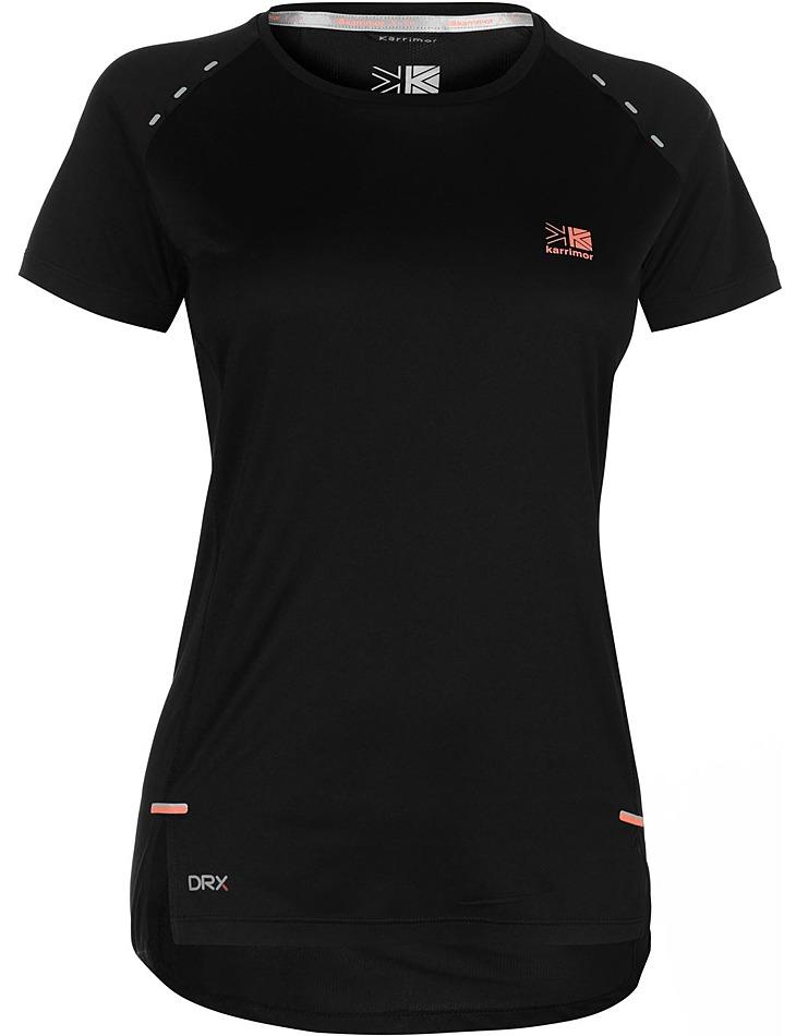 95e33ab0c0c7 Dámske bežecké tričko Karrimor s krátkym rukávom