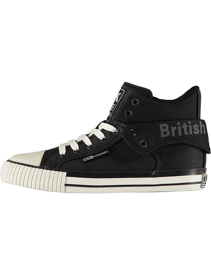 041be9984662 Detské štýlové topánky British Knights