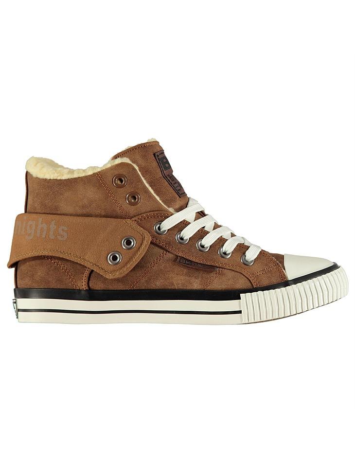 0156d054557e Pánske štýlové topánky British Knights
