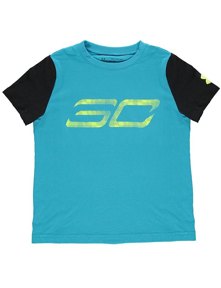 Chlapčenské športové tričko Under Armour  fa64b6013b2